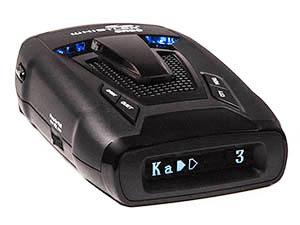 whistler radar detector