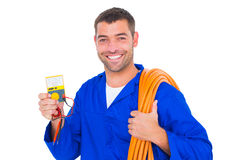 smiling-electrician-rolled-wire-multimeter-portrait-white-background-50477712