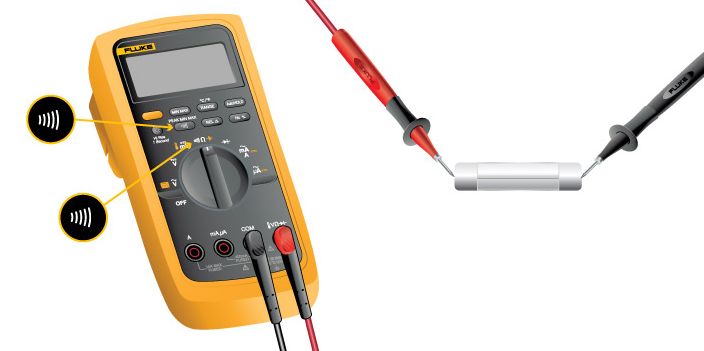 Check For Continuity Voltmeter : How to use a multimeter test solder joint best